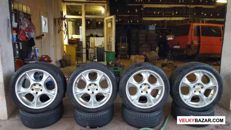 alu kola ATS BMW land rover 5x120 9jx20 et40 nmeck (1/6)