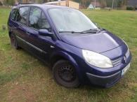 prodám Renault Megane 2.0 16V 98kW 7 míst nová stk