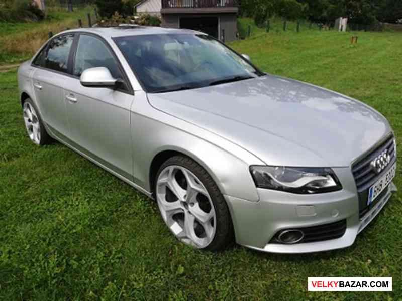 prodám Audi A4 1.8 TFSI 118kw nová STK max výbava (1/7)