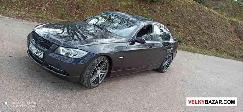 prodám BMW E90 330i LPG 190kw r.2005 190kw klima e (1/4)