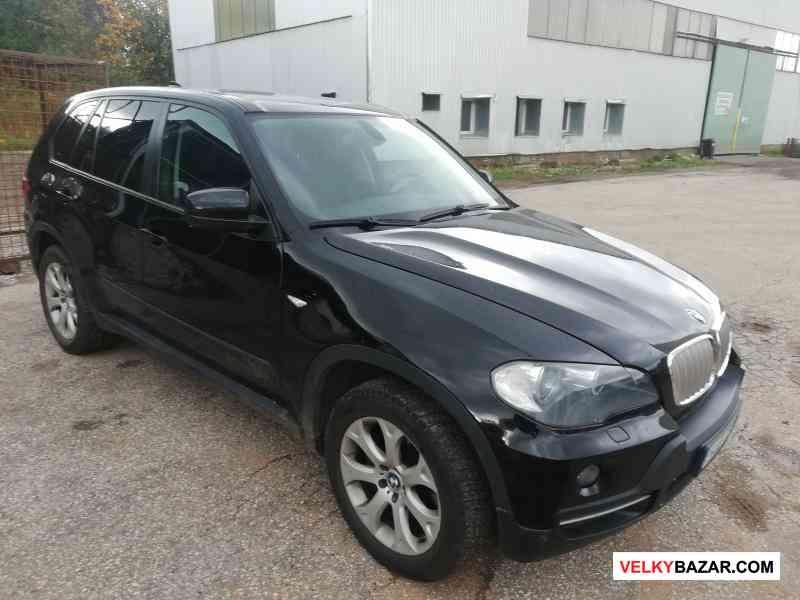 prodám BMW X5 E70 3.0 SD 210kw nová stk max výbava (1/4)