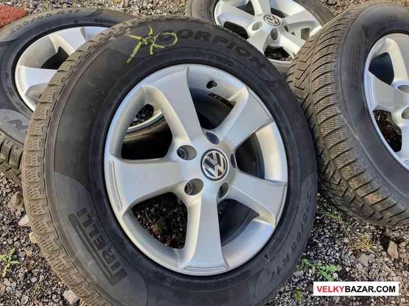 Alu kola orig. Volkswagen Touareg 7P0 germ 5x130 7 (1/6)