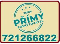 Půjčka od soukromé osoby 721266822