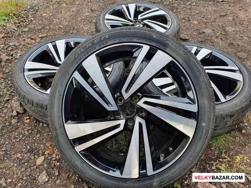 Alu kola disky orig Volkswagen T cross R line 2GM (1/5)