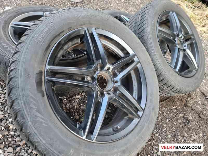 Alu kola disky Mercedes VW replika amg 5x112 6.5jx (1/5)