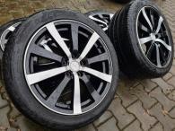 Alu kola disky černo leštěné Volkswagen audi merce