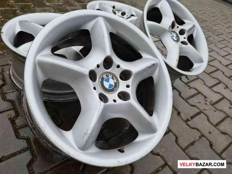 Alu kola disky BMW x5 x3 5x120 7.5jx17 et40 cislo (1/5)