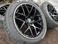 Alu kola disky BMW Land rover 5x120 2x 11jx20 et37