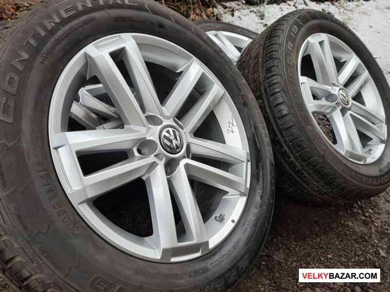 Alu kola disky Volkswagen Amarok  2H0 5x120 8jx19 (1/5)