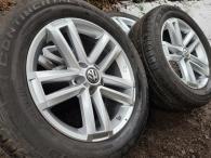 Alu kola disky Volkswagen Amarok  2H0 5x120 8jx19