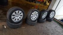 alu kola audi Volkswagen 8E0 5x112 7jx16 et42 pneu