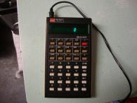 Vědecká kalkulačka Sharp Elsi Mate EL-501 funkční