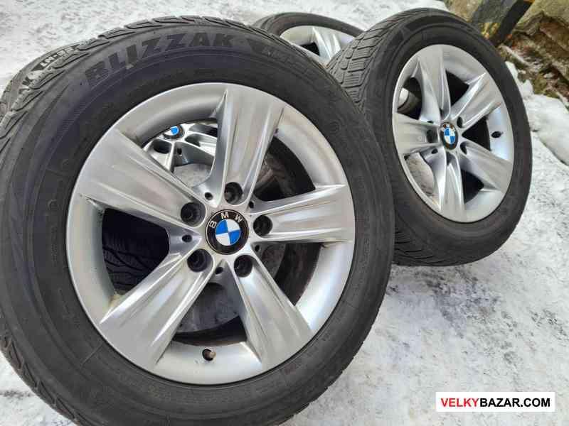 Alu kola disky BMW 3, 4 F30 F31 F36 6796237 5x120 (1/6)