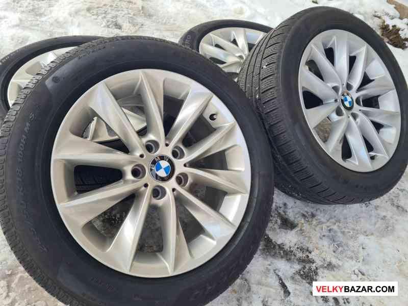 Alu kola disky BMW X3 X4 6787578 5x120 8jx18 is43 (1/7)