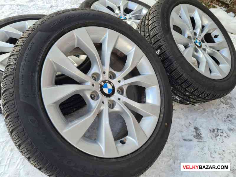 Alu kola disky Bmw X1 E84 6789141 5x120 7,5jx17 is (1/7)