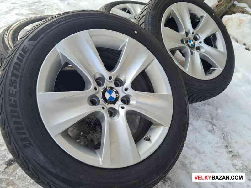 Alu kola disky BMW 5 F10 F11 6790172 5x120 8jx17 i (1/6)
