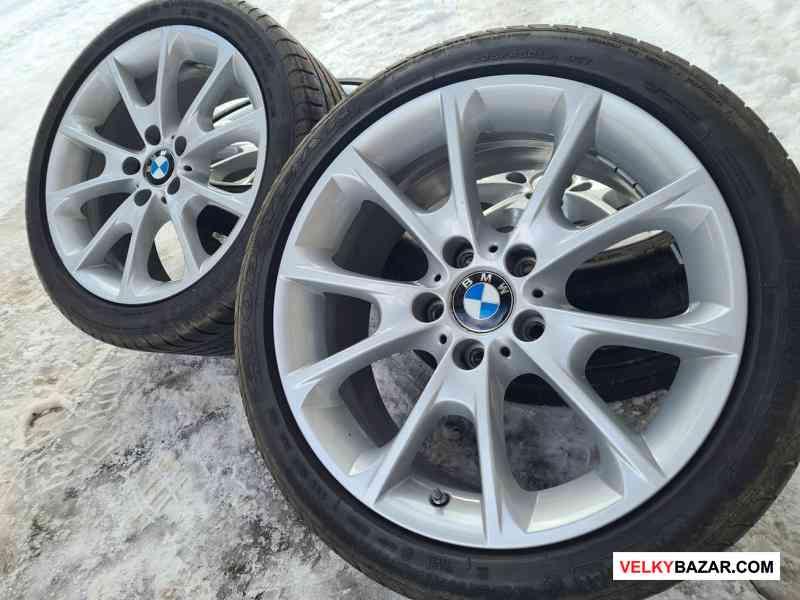 alu kola disky orig BMW 3ER 4ER 5x120 8.5jx18 is47 (1/7)