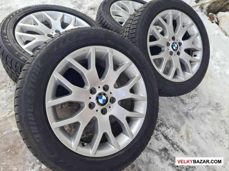 Alu kola disky BMW X5 X6 E70 F15 6774396 5x120 9jx (1/7)