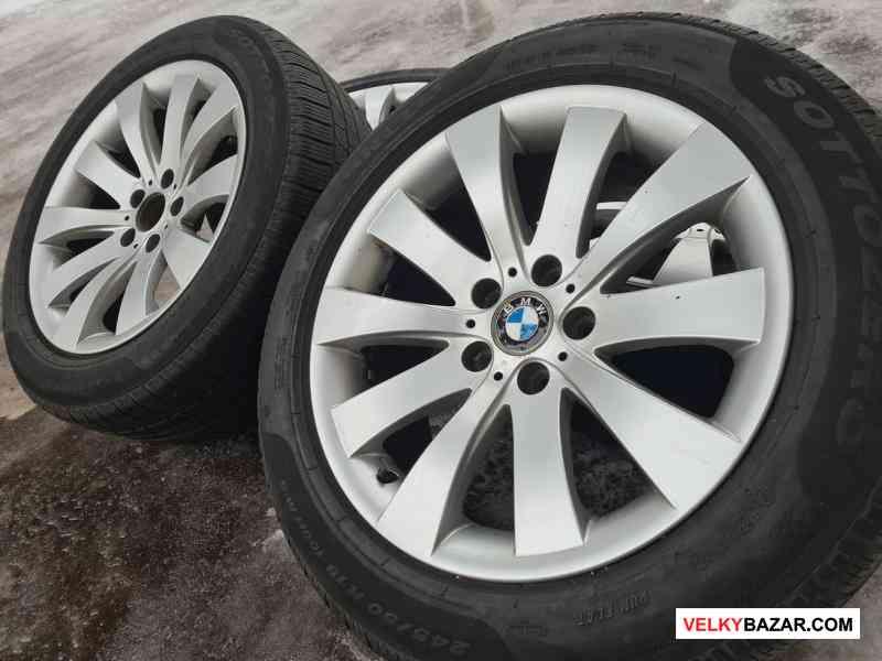 Alu kola disky BMW 7 F01 F02 F07 6777777 5x120 8jx (1/7)