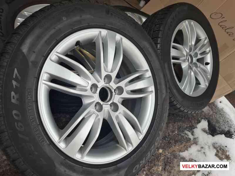 Alu kola disky Audi Q3 Q5 A4 A6 8U0 5x112 6.5jx17 (1/5)