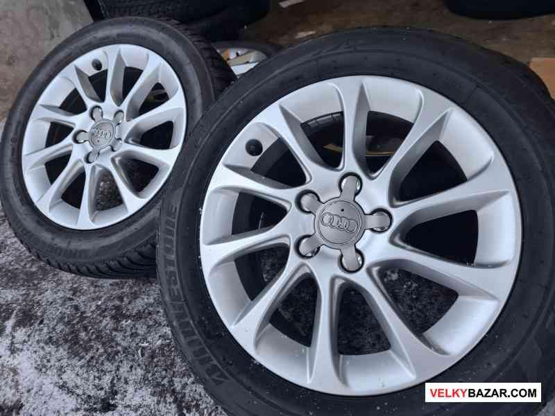 Alu kola disky Audi A3 8V0 5x112 6.5jx16 et46 cisl (1/5)