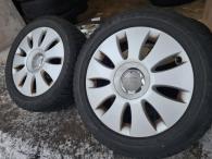 Alu kola disky orig Audi 8P0 5x112 6.5jx16 et50 pn