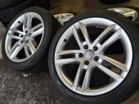 Alu kola disky orig Audi A4 B8 8K0 5x112 8jx18 et4