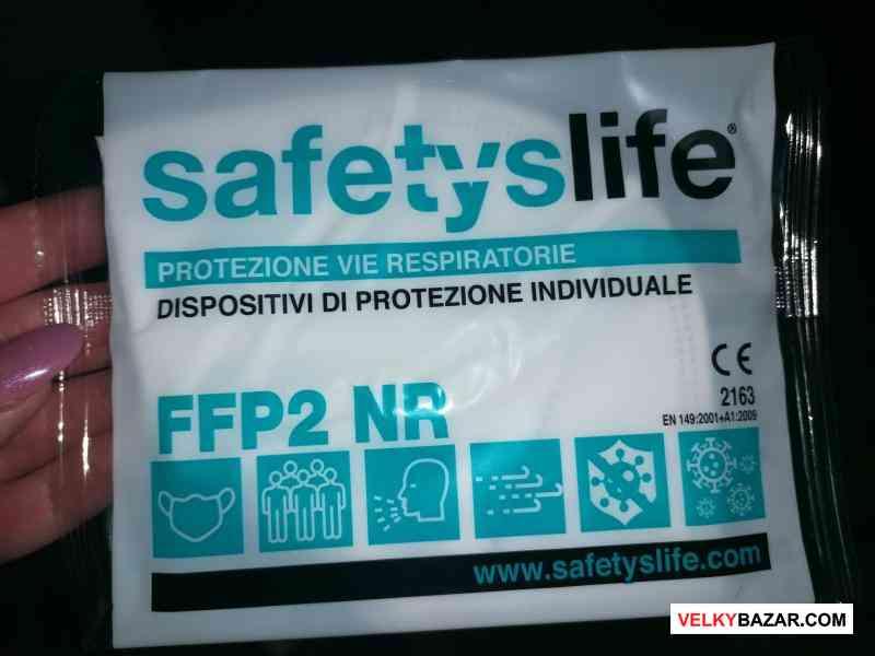 Nabízím kvalitní respirátory FFP2 (1/2)
