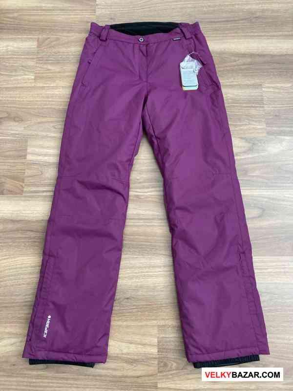 Dámské lyžařské kalhoty Icepeak Nanna , vel. 38 (1/4)