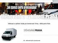Vyklízení kancelářského nábytku a zařízení Praha