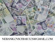 Bezkonkurenční online půjčka