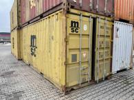 Lodní / skladovací kontejner vel. 6m v Praze