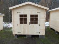 Zahradní domek 3x3