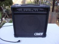Kombo Crate GX-30M výkon 115W Made in U.S.A.