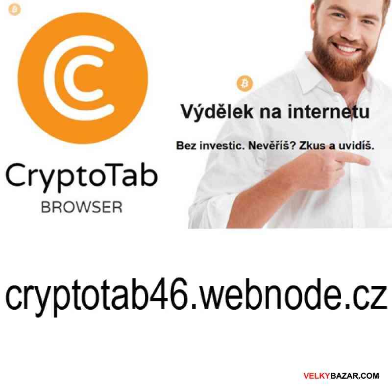Výdělek na internetu bez investic (1/1)