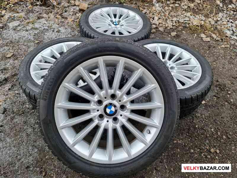 Alu kola disky BMW 5 F10 F11 F12 6775407 5x120 8jx (1/6)