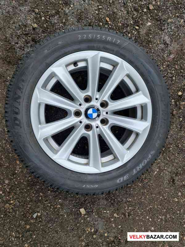 Alu kola disky bmw VW T5 T6 5x120 8jx17 is30 cislo (1/3)