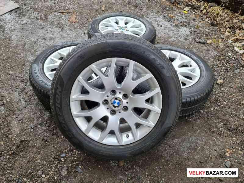 Alu kola disky BMW X5 E70 E53 6774395 5x120 8,5jx1 (1/6)