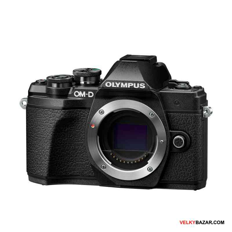 fotoaparát OLYMPUS E-M10 Mark III - tělo černé (1/5)