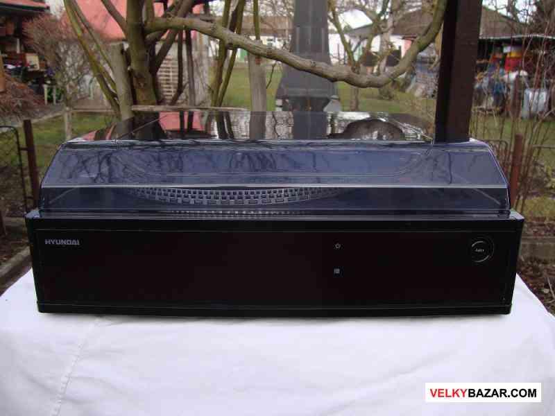 Hyundai RTCP 991 SU RIP CD mikrosystém funkční (1/5)