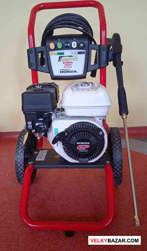 Vysokotlakový čistič / vapka Honda motor (1/5)
