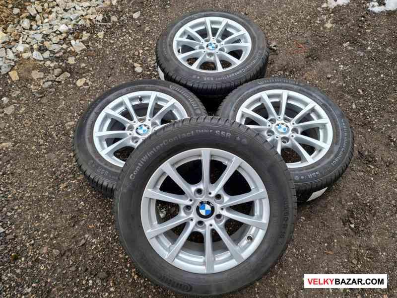 Alu kola disky Bmw 90% styling 390 3er F30 F36 vzo (1/7)