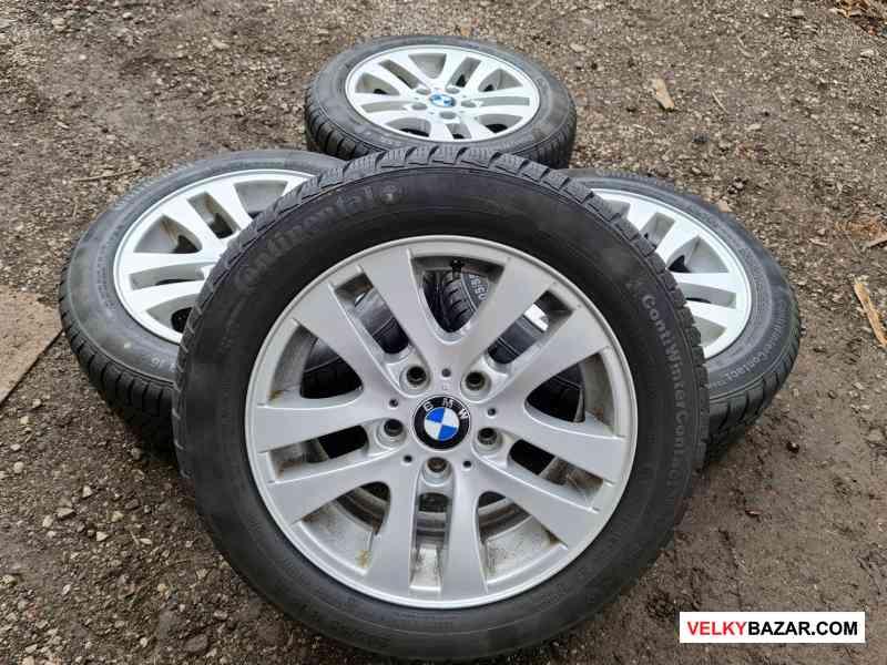 Alu kola disky Bmw styling 156 E90 E91 6775595 5x1 (1/7)