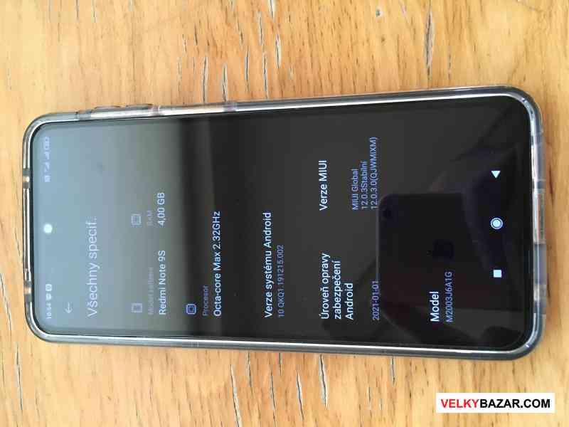 Xiaomi Redmi Note 9S (1/3)