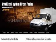 Vyklízení bytů, sklepů, vyklízení firem Praha
