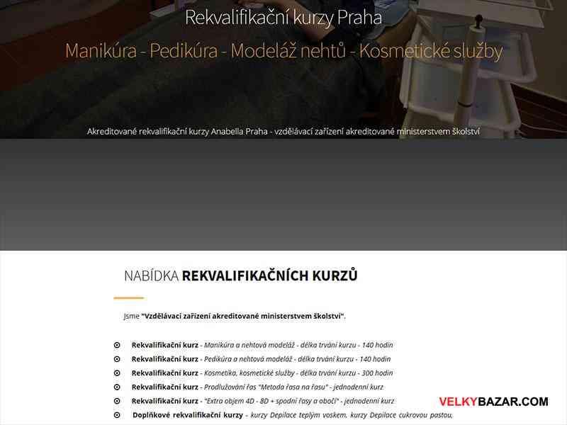 Rekvalifikační kurzy Praha (1/1)