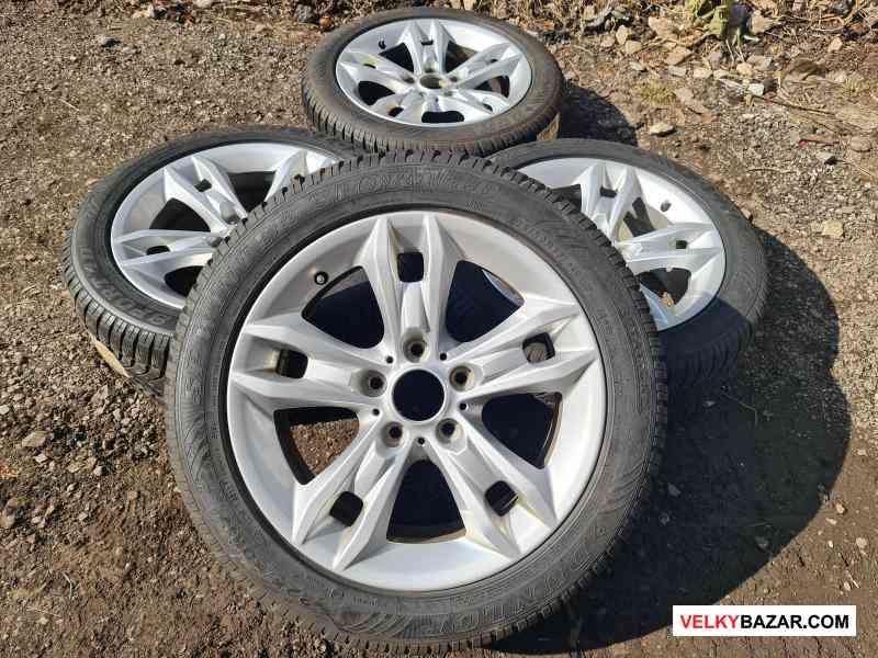 Alu kola disky Bmw X1 E84 styling 3196789142-13 5x (1/7)