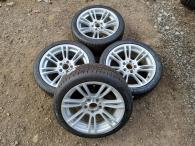 Alu kola disky BMW M 1er E82 E90 E92 E93 styling 2
