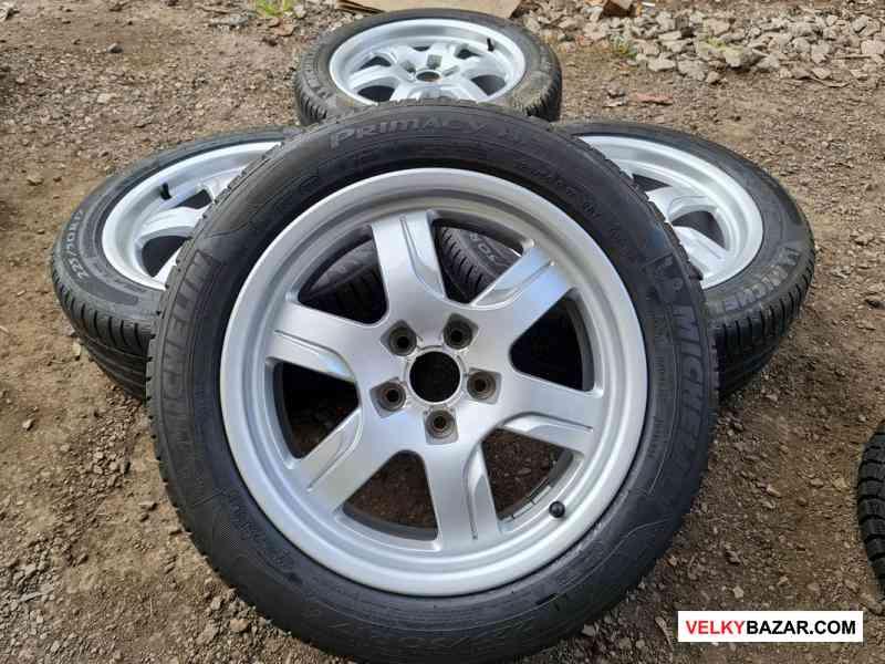 Alu kola disky letní Audi číslo dilu 8T0601025B 5x (1/6)