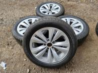 Alu kola disky orig. BMW 7 F01 6er 5er styling 234
